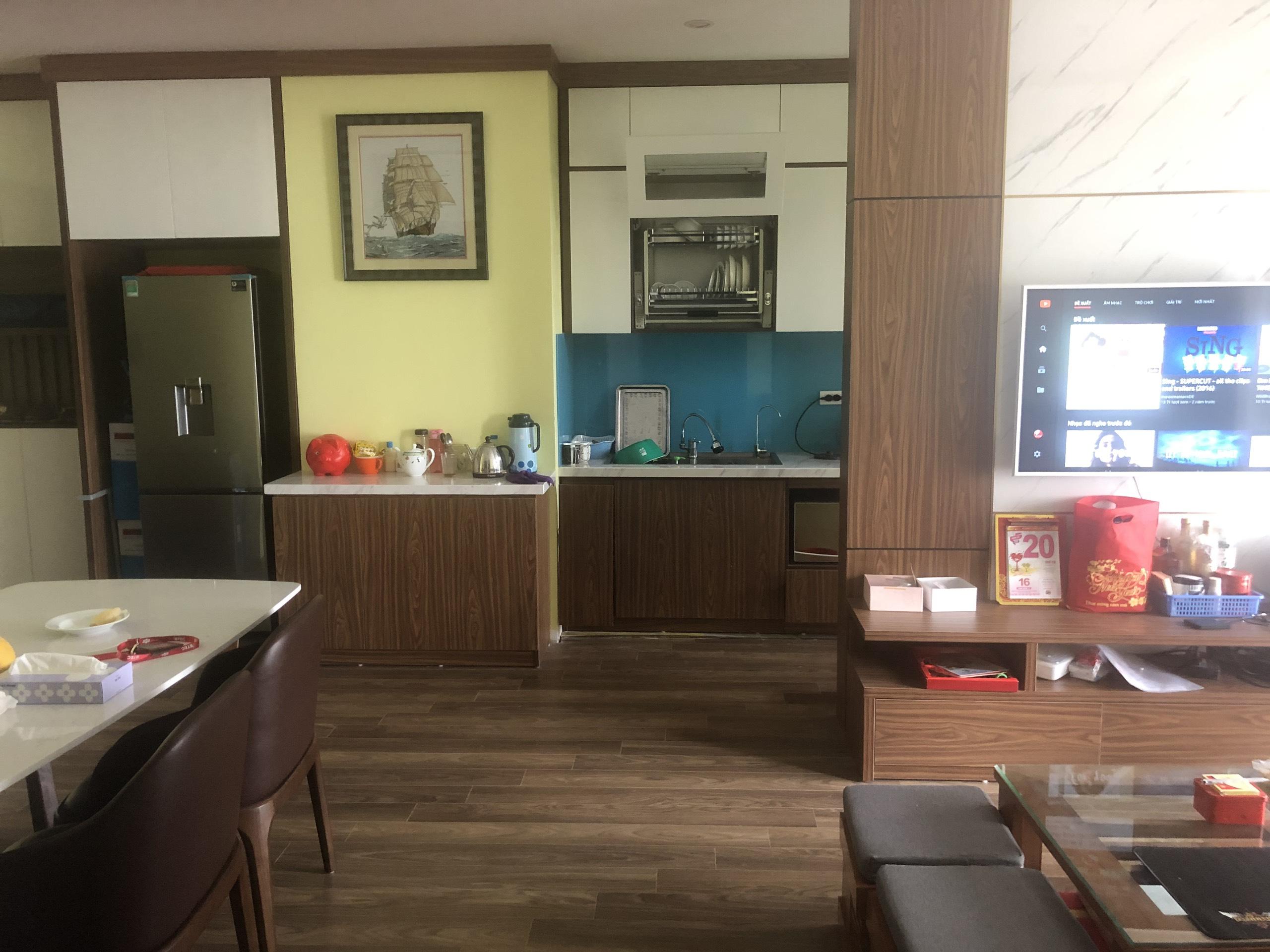 3 Bán chung cư Vinhomes Gardenia Hàm Nghi 2PN Full nội thất giá 3 tỉ
