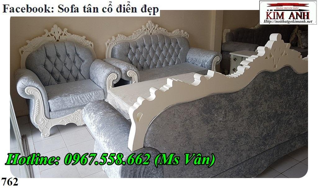 1 Xưởng sản xuất bàn ghế sofa phong cách tân cổ điển uy tín chất lượng