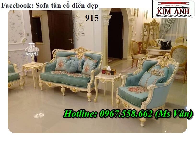 8 Xưởng sản xuất bàn ghế sofa phong cách tân cổ điển uy tín chất lượng