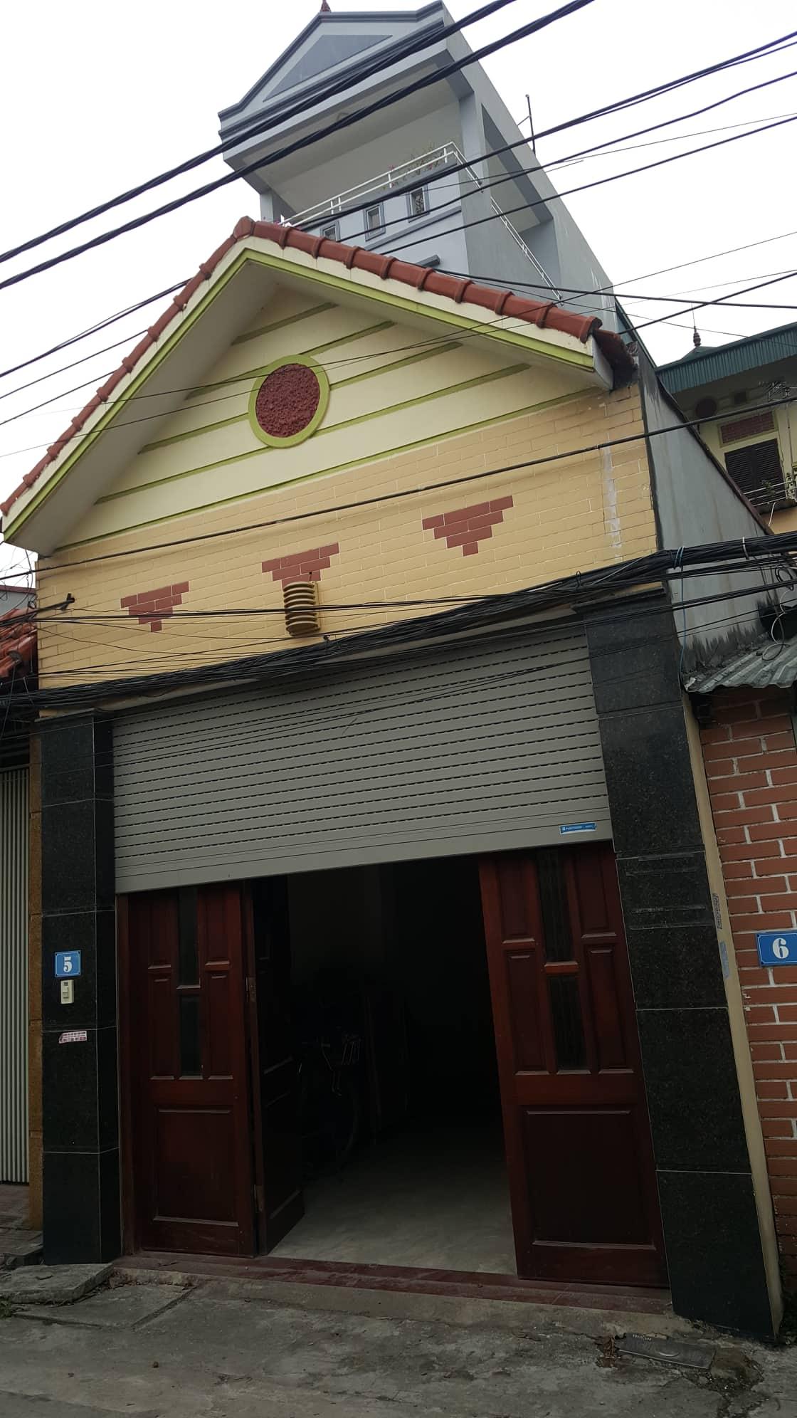 5 Cho thuê nhà 3 tầng tại Phú Đô   Nam Từ Liêm