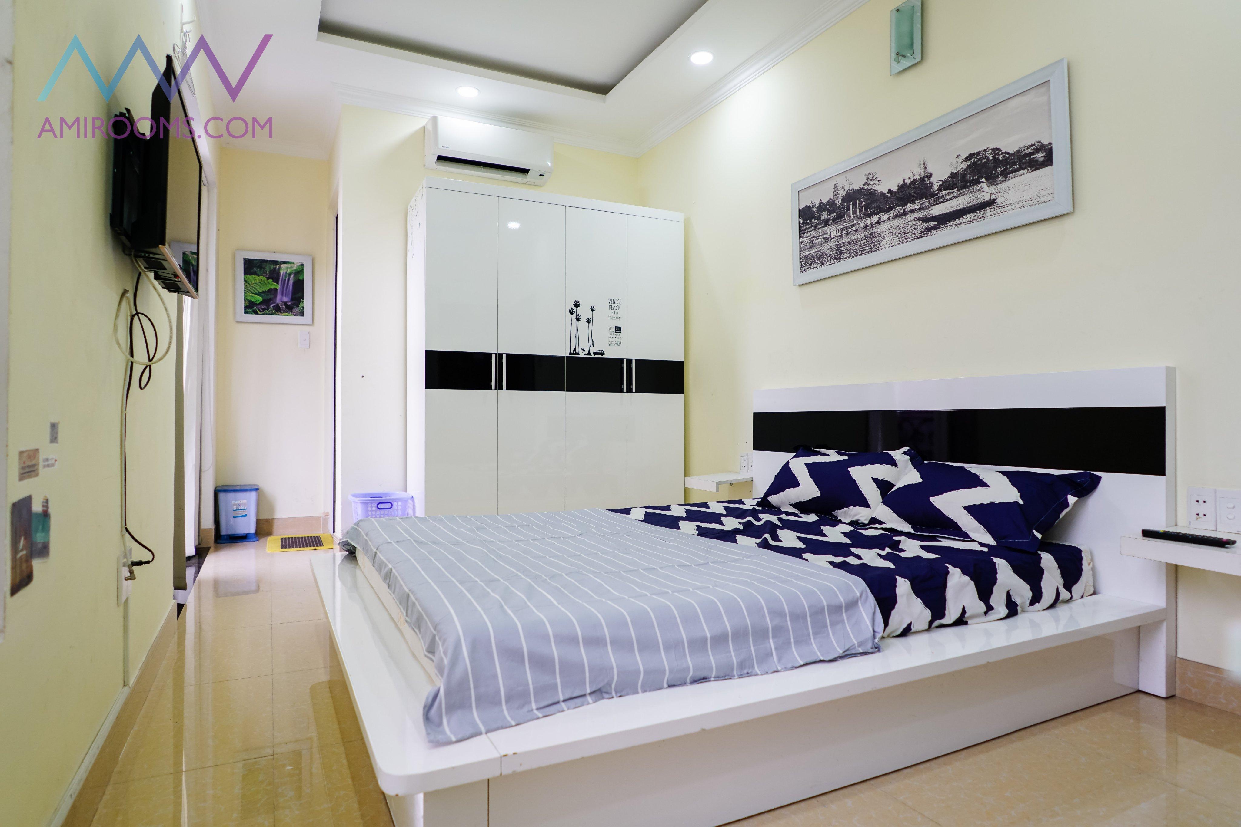 4 Cho thuê CHDV full NT, 128 Phạm Văn Hai, Tân Bình, sale tháng 6 cực rẻ