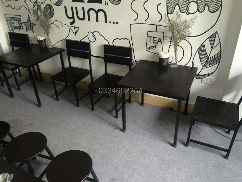 13 Xưởng sản xuất bàn ghế , cafe gỗ , giá rẻ , tại hà nội