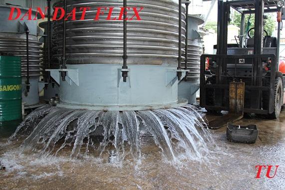 3 Đảm bảo và chất lượng:khớp nối mềm C-220/khớp nối mềm nối bích/dây dẫn nước nóng lạnh/khớp giãn nở p
