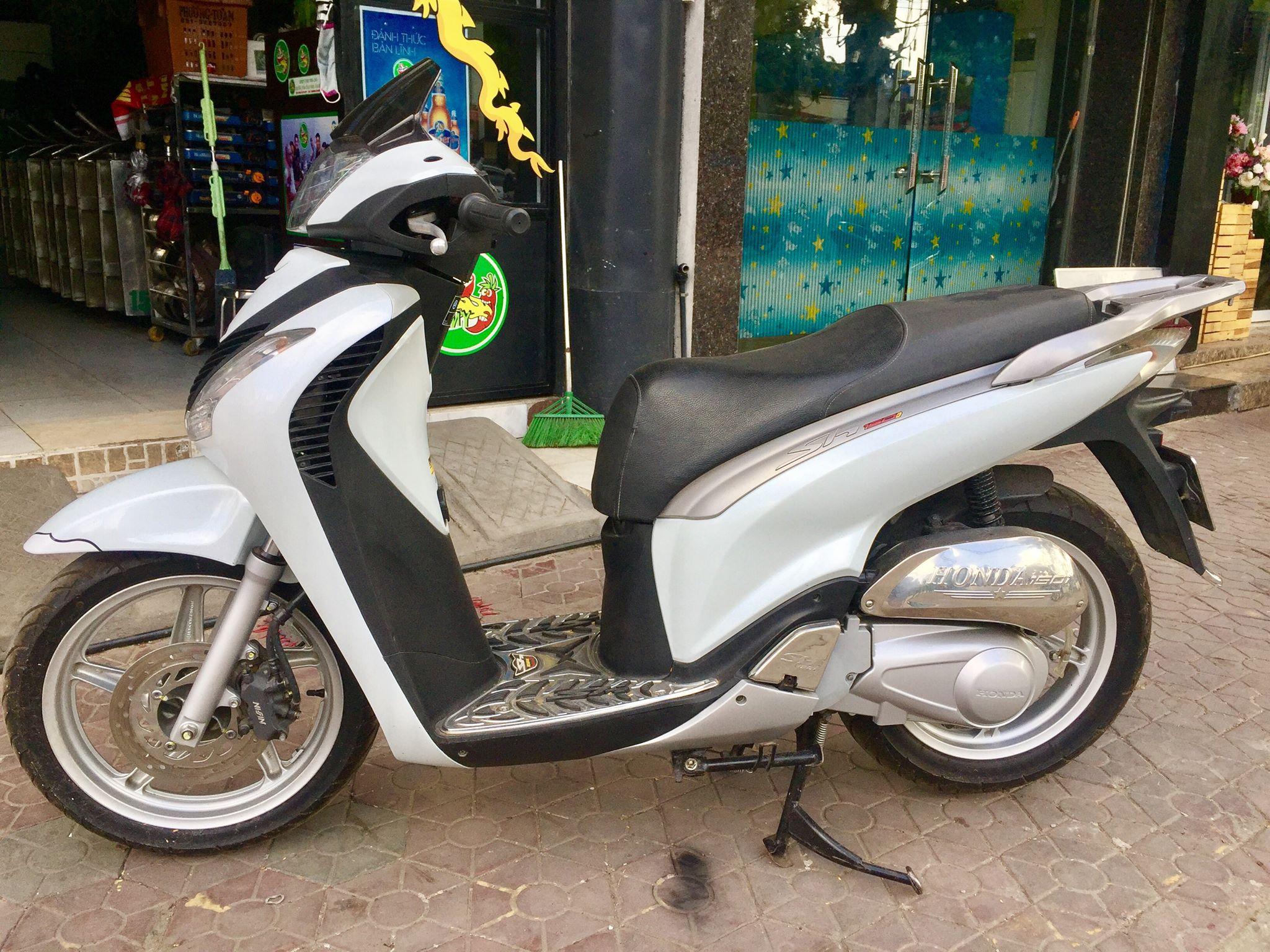 7 Bán SH125 Việt nhập khẩu 2012