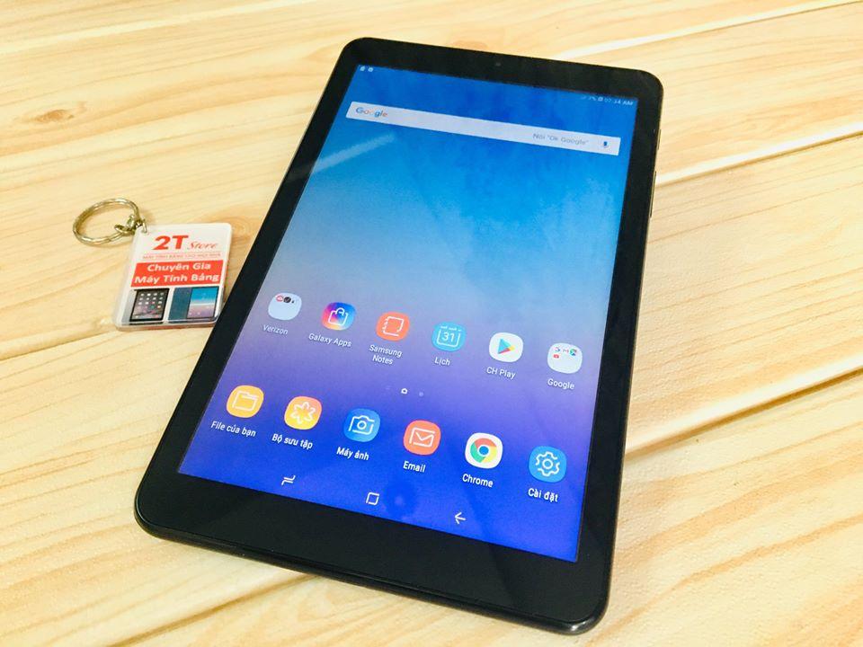 The2Tstore Máy tính bảng Samsung Tab A 2019 Knox bản Mỹ 4G giá siêu rẻ