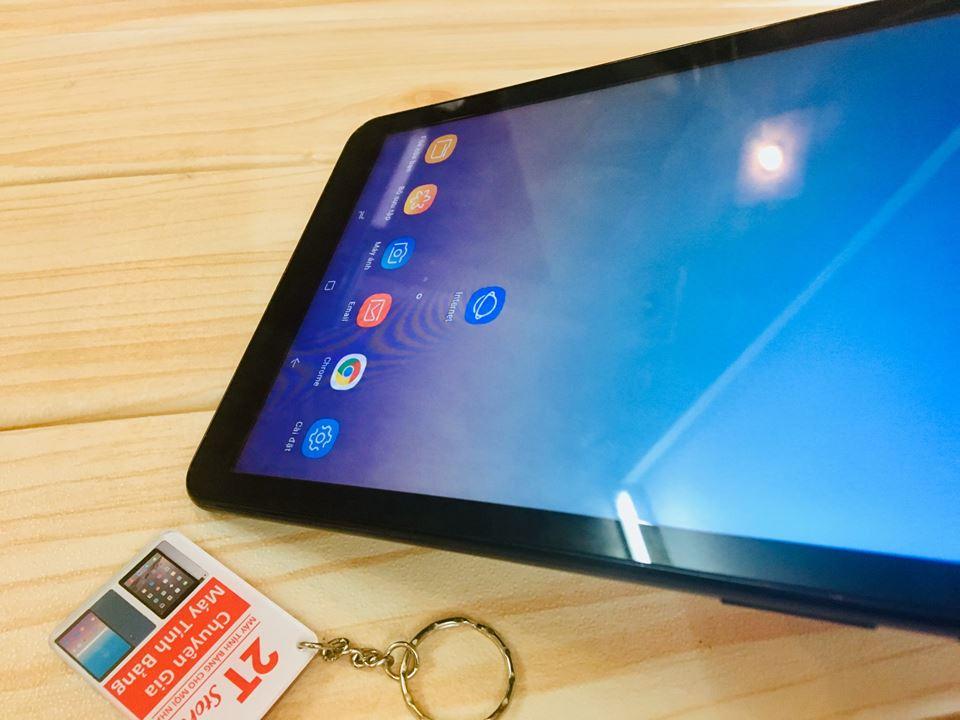 3 The2Tstore Máy tính bảng Samsung Tab A 2019 Knox bản Mỹ 4G giá siêu rẻ