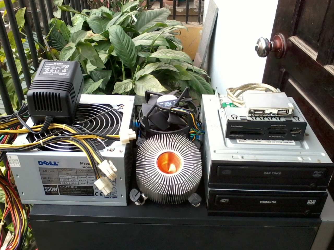 2 Bán Case MSI H61P31, G645, màn hình, swith, DVD