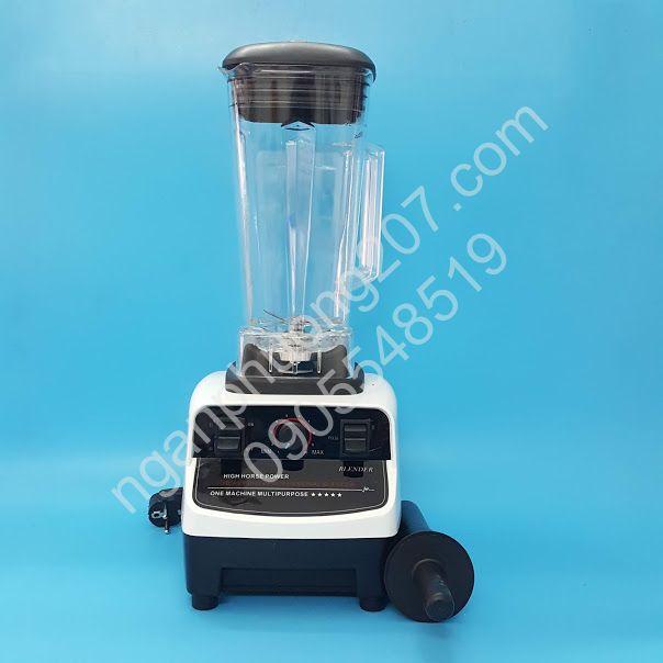 Máy xay sinh tố công nghiệp Blender ZW88 1200W, cối xay 2 lít