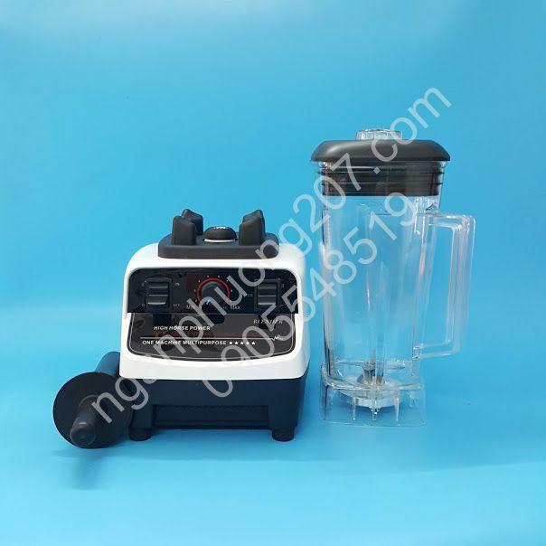 2 Máy xay sinh tố công nghiệp Blender ZW88 1200W, cối xay 2 lít