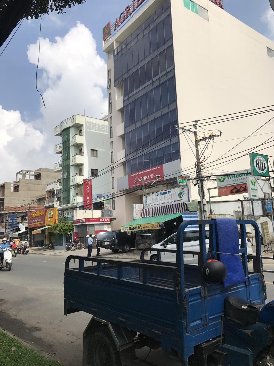 4 Bán nhà mặt tiền Cư Xá Thanh Đa, Lô B, Bình Thạnh, tiện kinh doanh