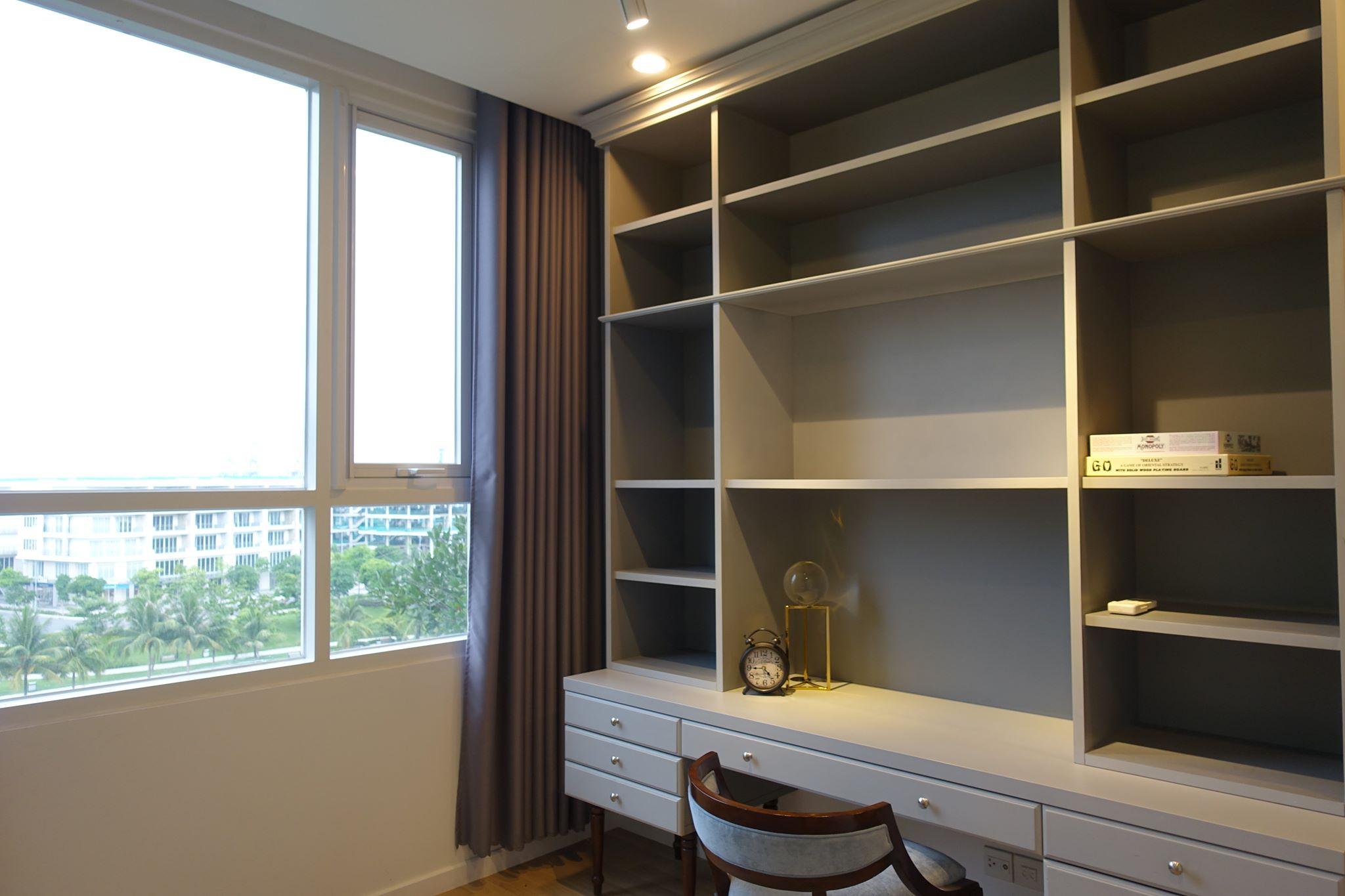 3 Cho thuê căn hộ tại Khu Đô Thị Sala - 82.5,2 - 2 phòng ngủ, 2 WC