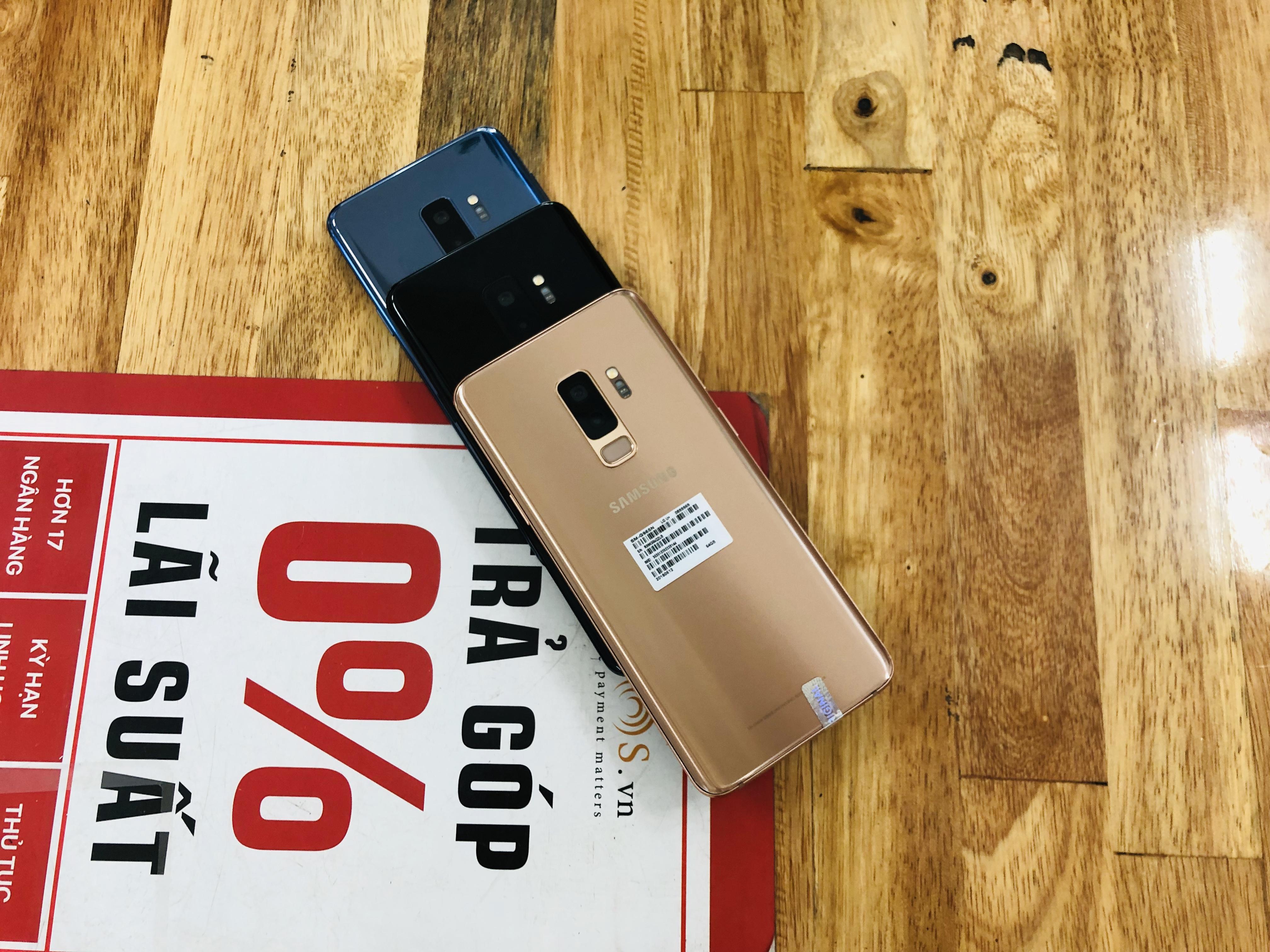 3 Samsung S9 Plus 2 Sim Quốc Tế  99 2C Mobile