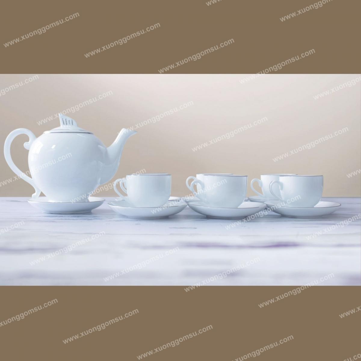 3 Bộ ấm trà làm quà tặng tại Đồng Nai.