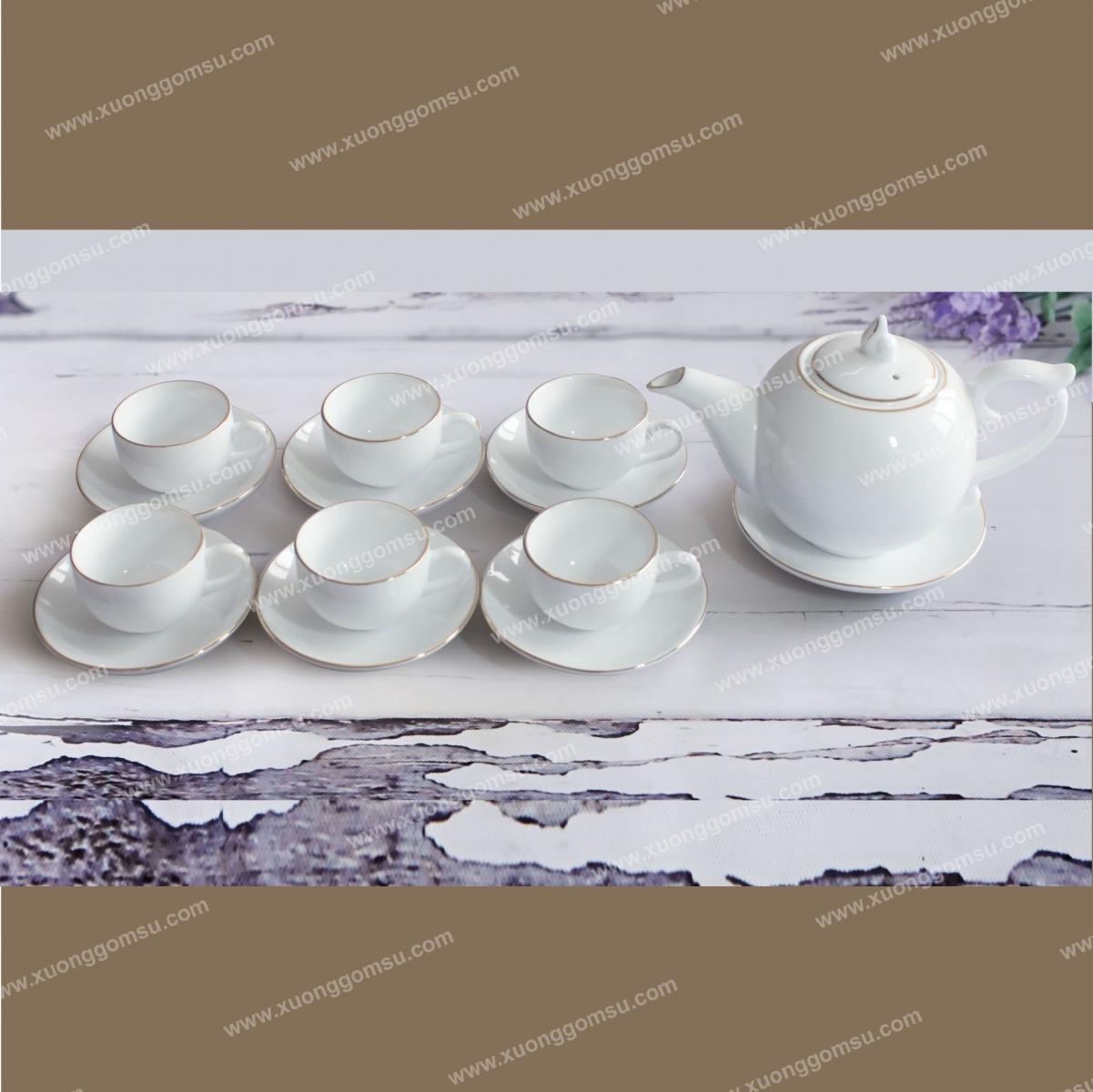 6 Bộ ấm trà làm quà tặng tại Đồng Nai.