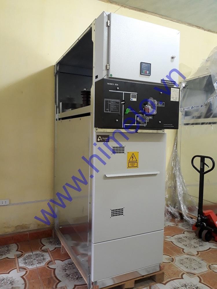 4 Tủ trung thế Aysan/tủ trung thế 24kV/tủ trung thế 40.5kV