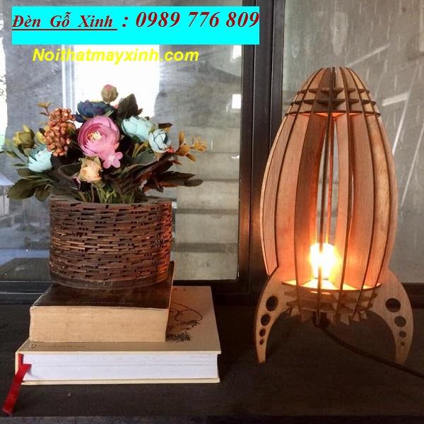 19 Xưởng đèn gỗ giá rẻ, đèn gỗ treo trần