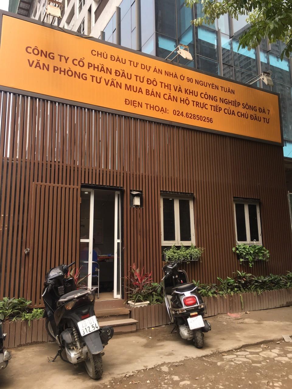 2 CĐT mở bán đợt cuối 100 căn chung cư dự án 90 Nguyễn Tuân