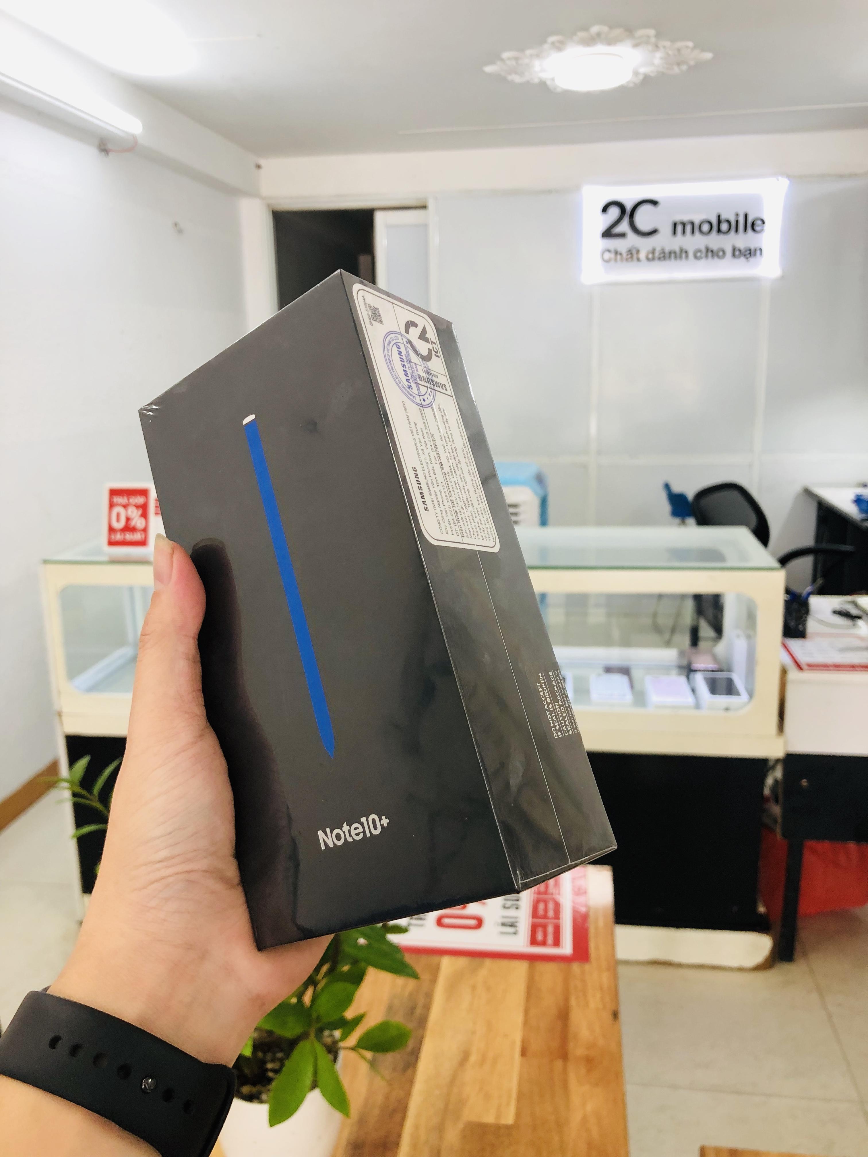 4 Samsung Note 10 Plus Chính Hãng SSVN