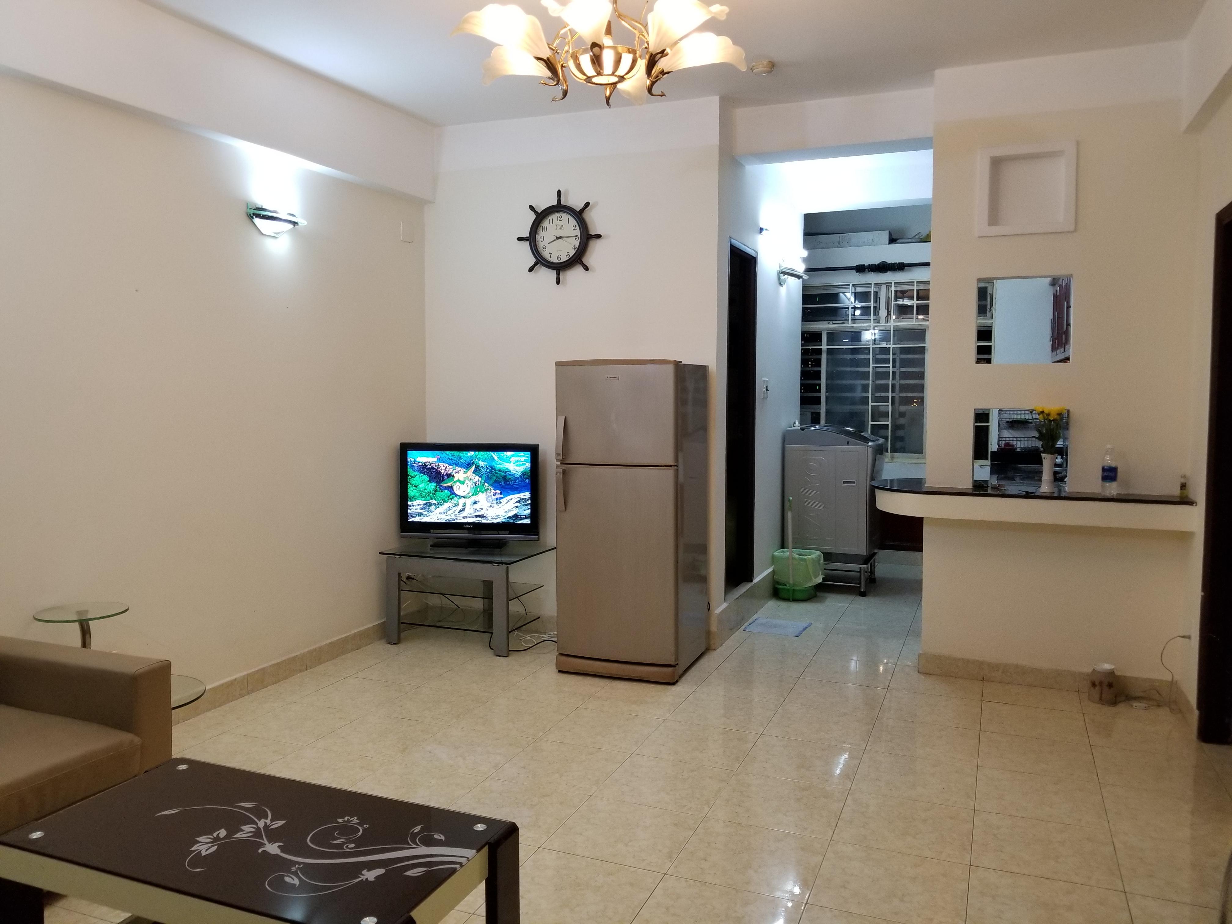 Cho thuê căn hộ C/cư Tôn Thất Thuyết, Quận 4, Tp.HCM