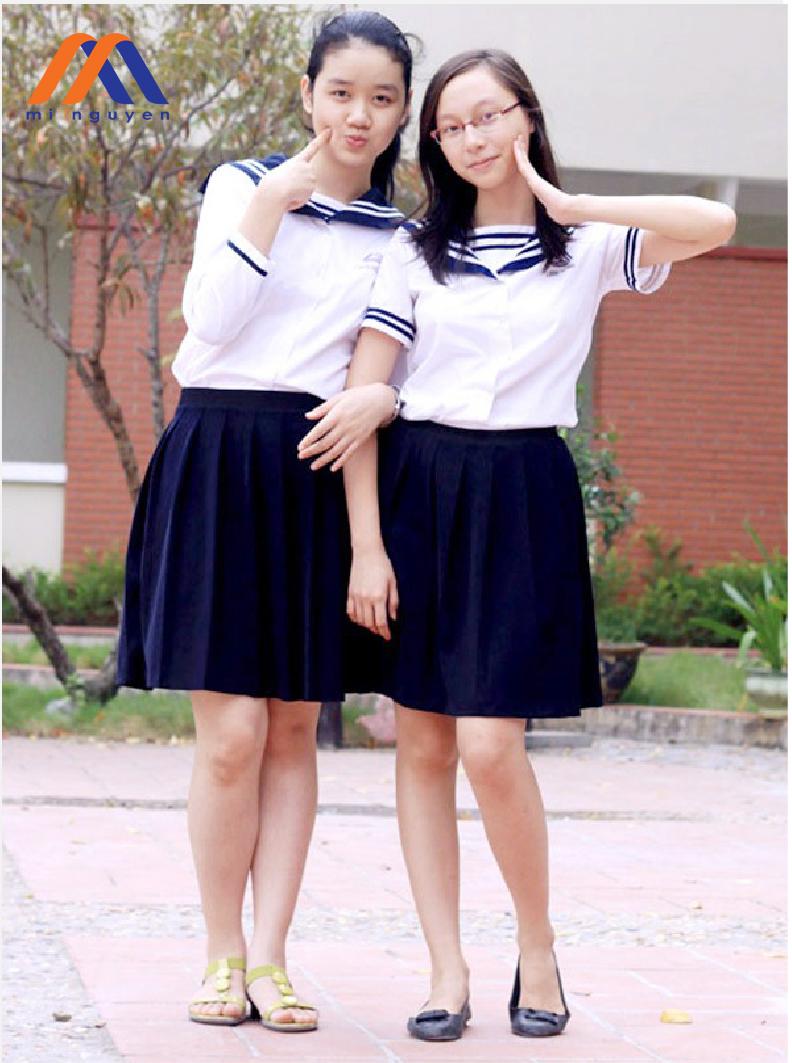 7 Đồng phục trường học giá rẻ