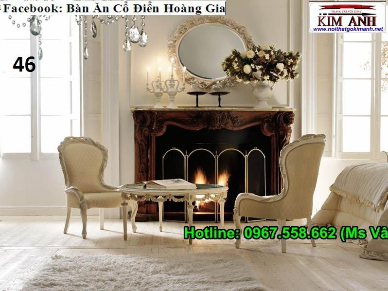 10 Địa chỉ tin cậy đặt mua bộ bàn ghế phòng ngủ tân cổ điển đẹp cho khách sạn giá siêu rẻ tại xưởng
