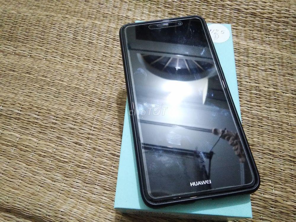 1 Huawei y7 prime full box