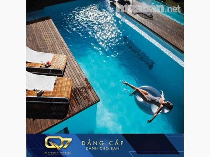 2 Chỉ từ 1, 7 tỷ căn hộ Q7 Saigon Riverside trả góp 3 năm