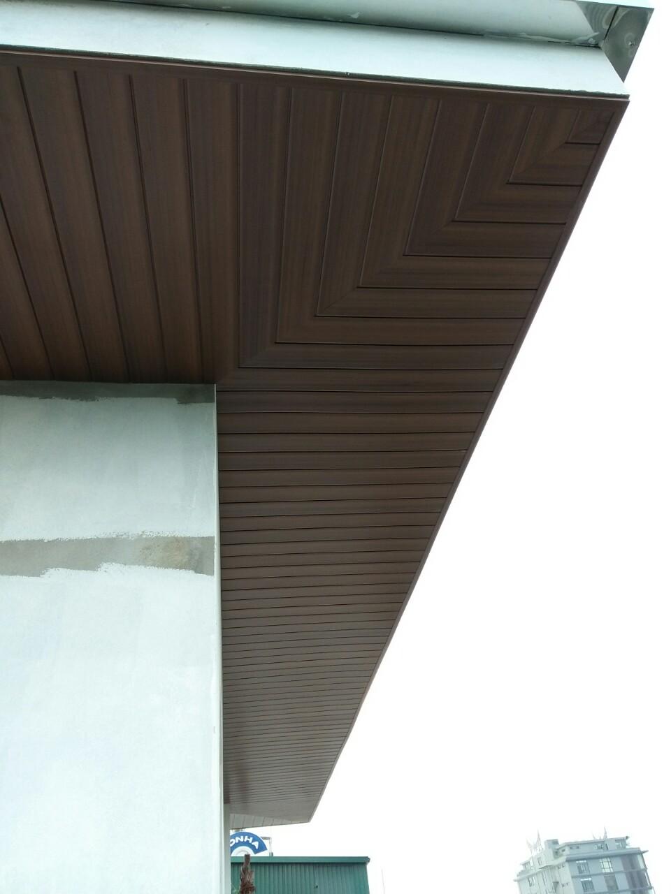 3 Tấm ốp gỗ nhựa ecowood dạng phẳng mã WPO-125