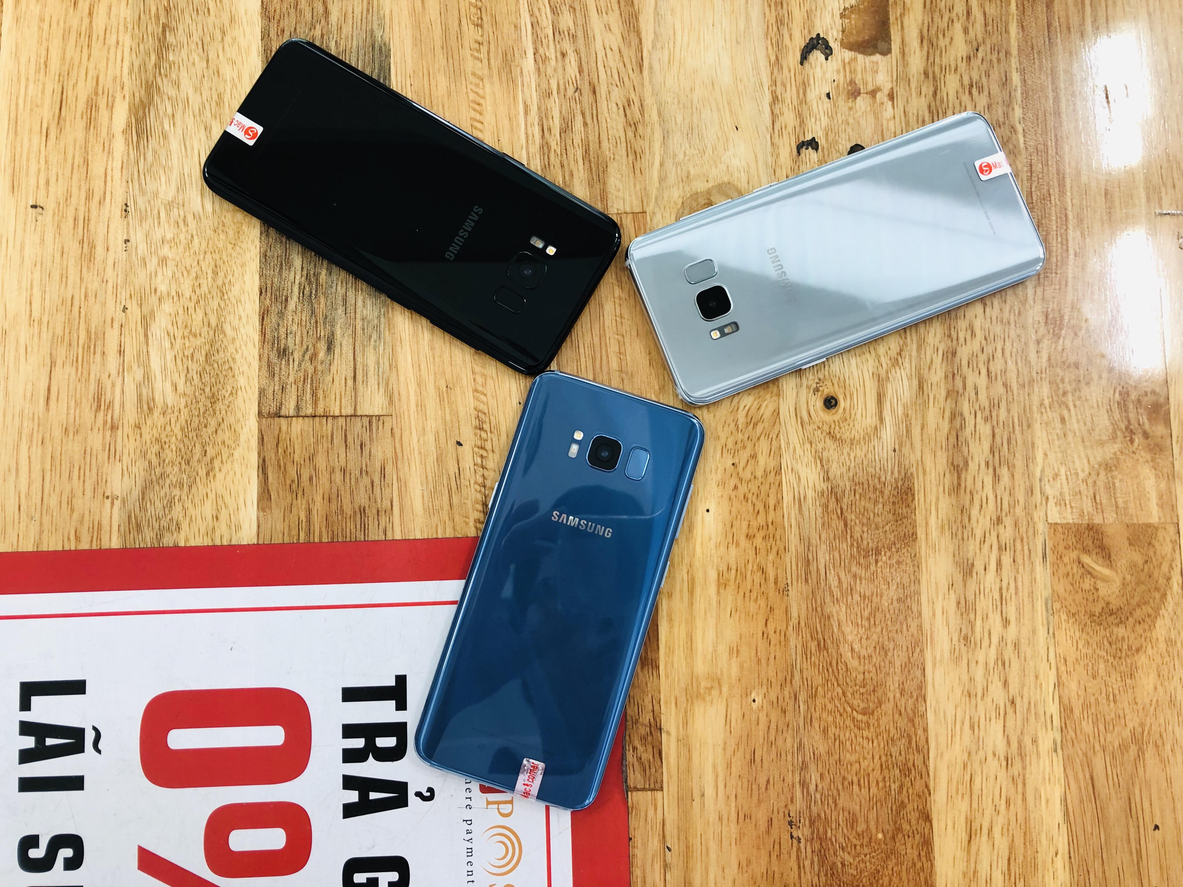 1 Samsung S8 Quốc Tế 2 Sim mới 99,99 tại 2C MOBILE