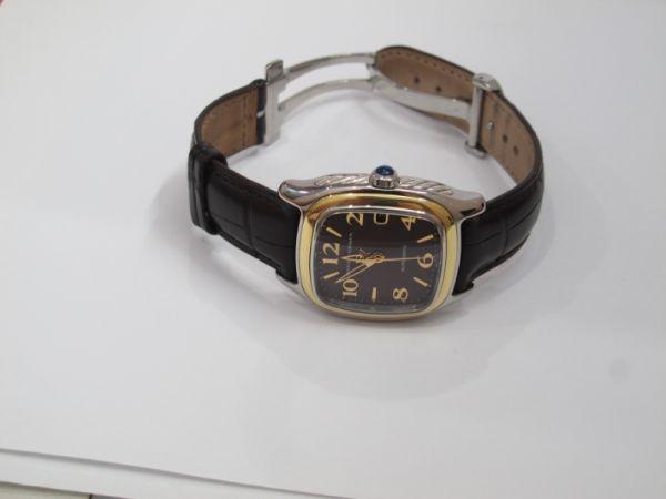 3 Đồng hồ David Yurman Nam automatic, nạm vàng fullbox size 35 mm