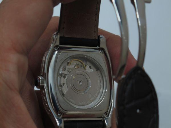 4 Đồng hồ David Yurman Nam automatic, nạm vàng fullbox size 35 mm