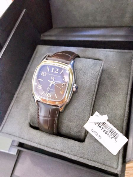 15 Đồng hồ David Yurman Nam automatic, nạm vàng fullbox size 35 mm