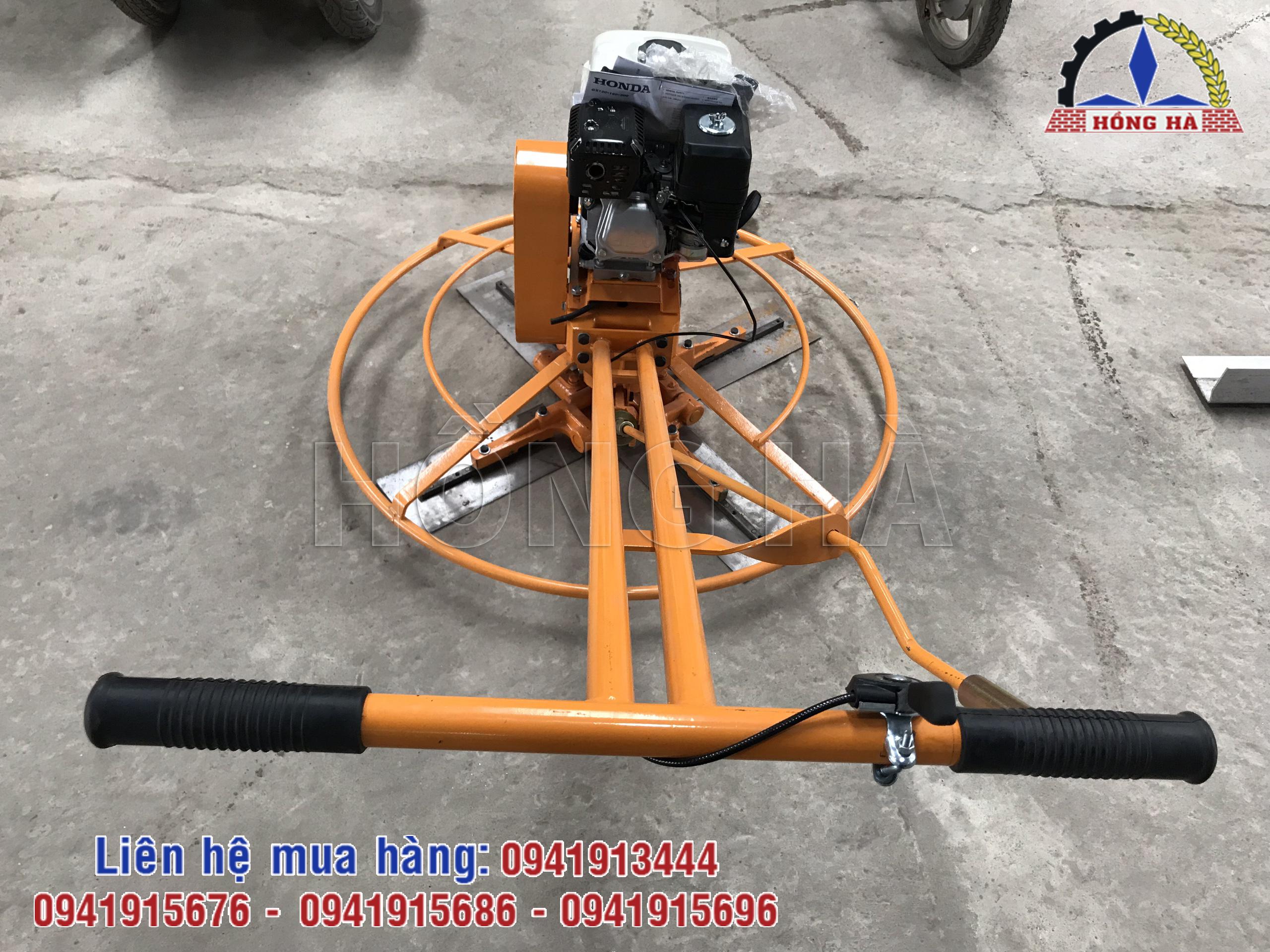 2 Máy xoa nền bê tông và hiệu quả khi sử dụng