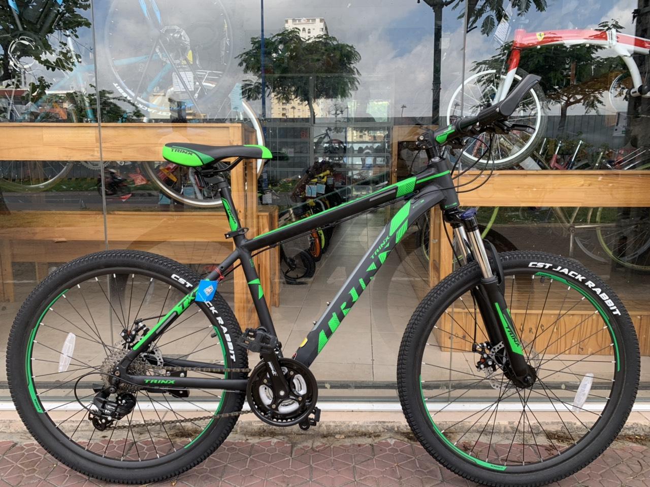 1 Xe đạp địa hình TrinX TX20 2018