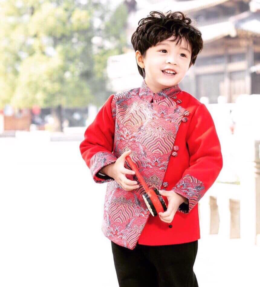4 Chuyên sàn xuất-cung cấp sỉ áo dài truyền thống, áo dài cách tân Trẻ em