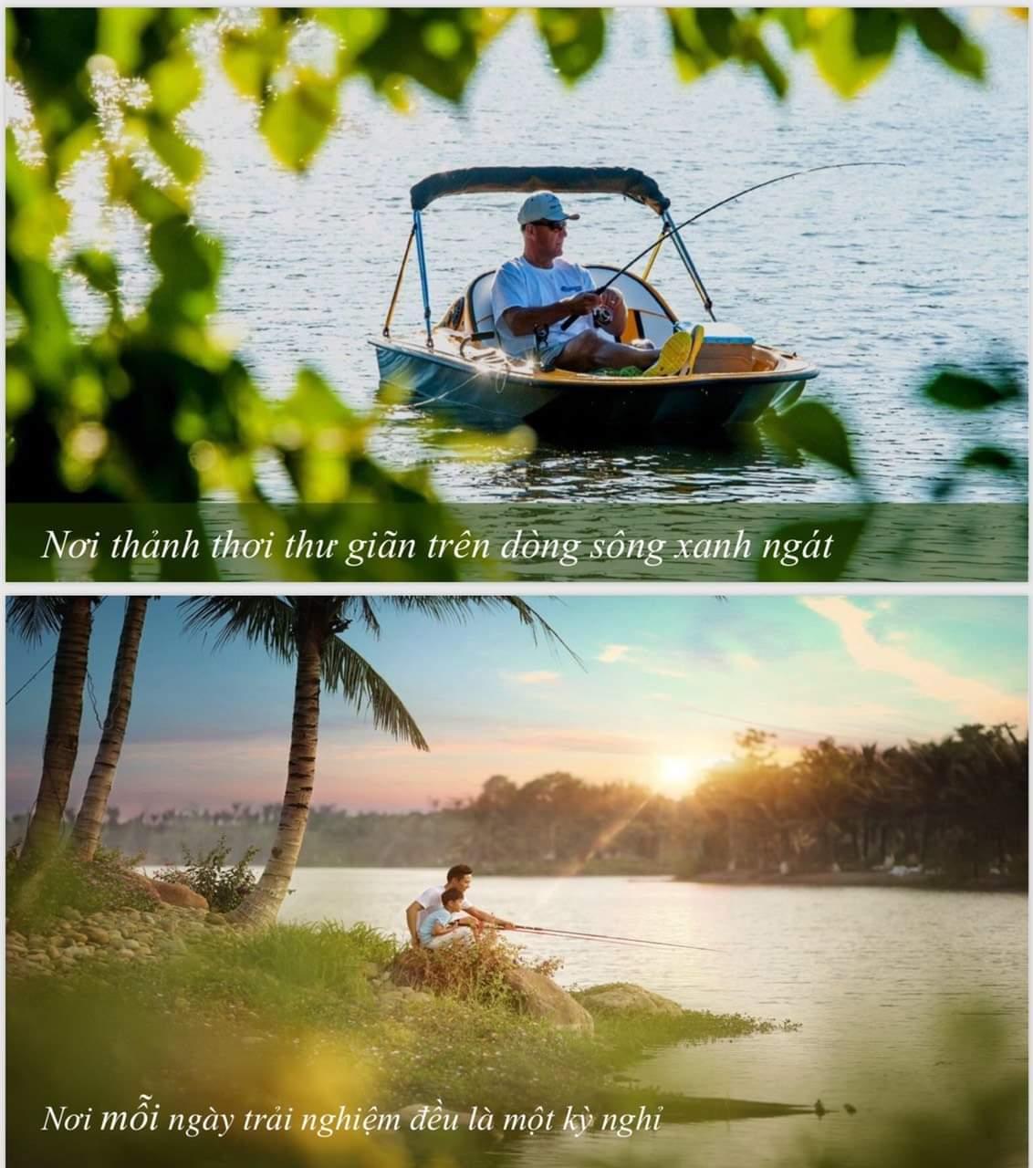 6 Saigon Garden Riverside Village - Hình thức sở hữu lâu dài, biệt thự nhà vườn nghỉ dưỡng