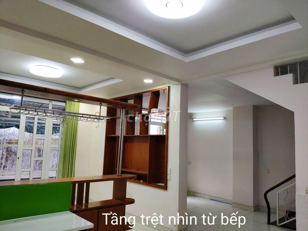 Cho thuê nhà Thạnh lộc 29, 7x11 giá 9tr