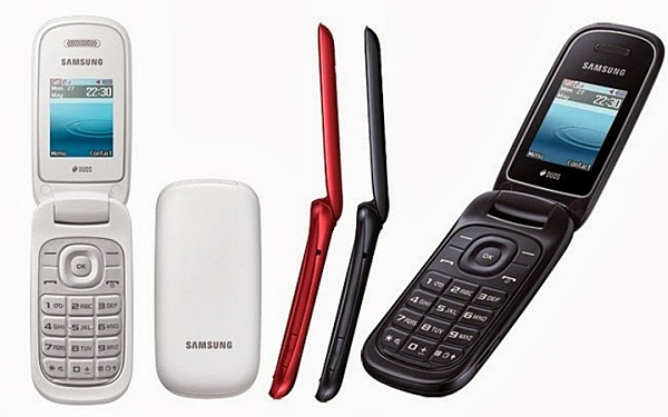1 Cung cấp điện thoại nắp gập giá rẻ chính hãng Samsung