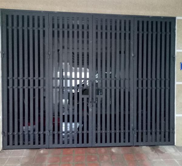 8 Cửa cổng sắt đẹp