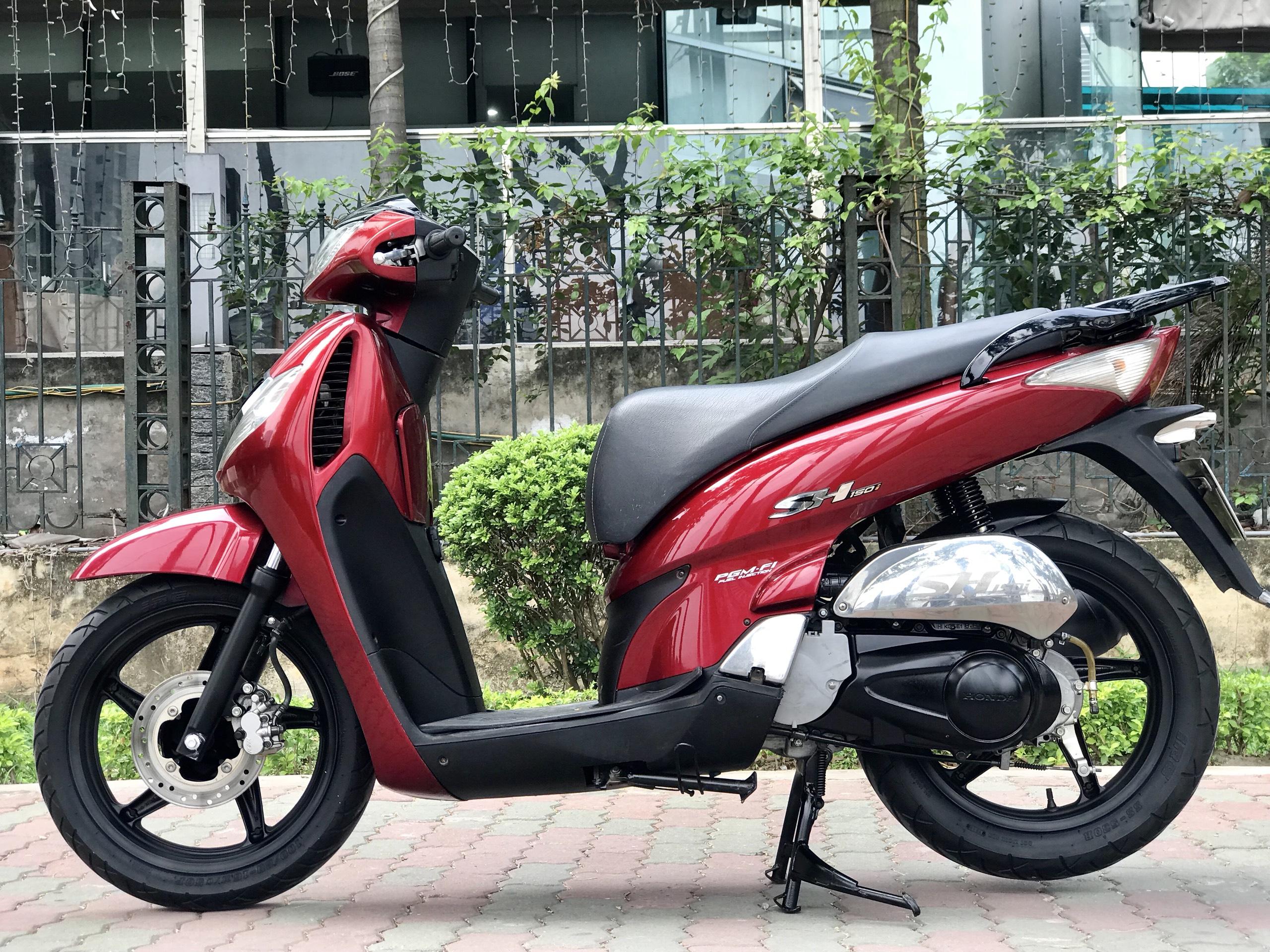 5 SH 150i nhập khẩu màu đỏ đen Sporty chính chủ 29C1 - 28914