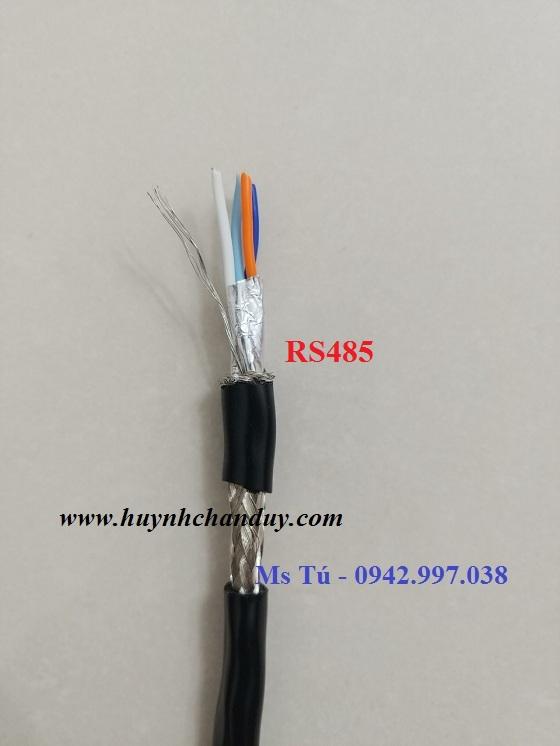 1 RS485 - Cáp mạng truyền thông công nghiệp - Hosiwell Cable/Thái Lan