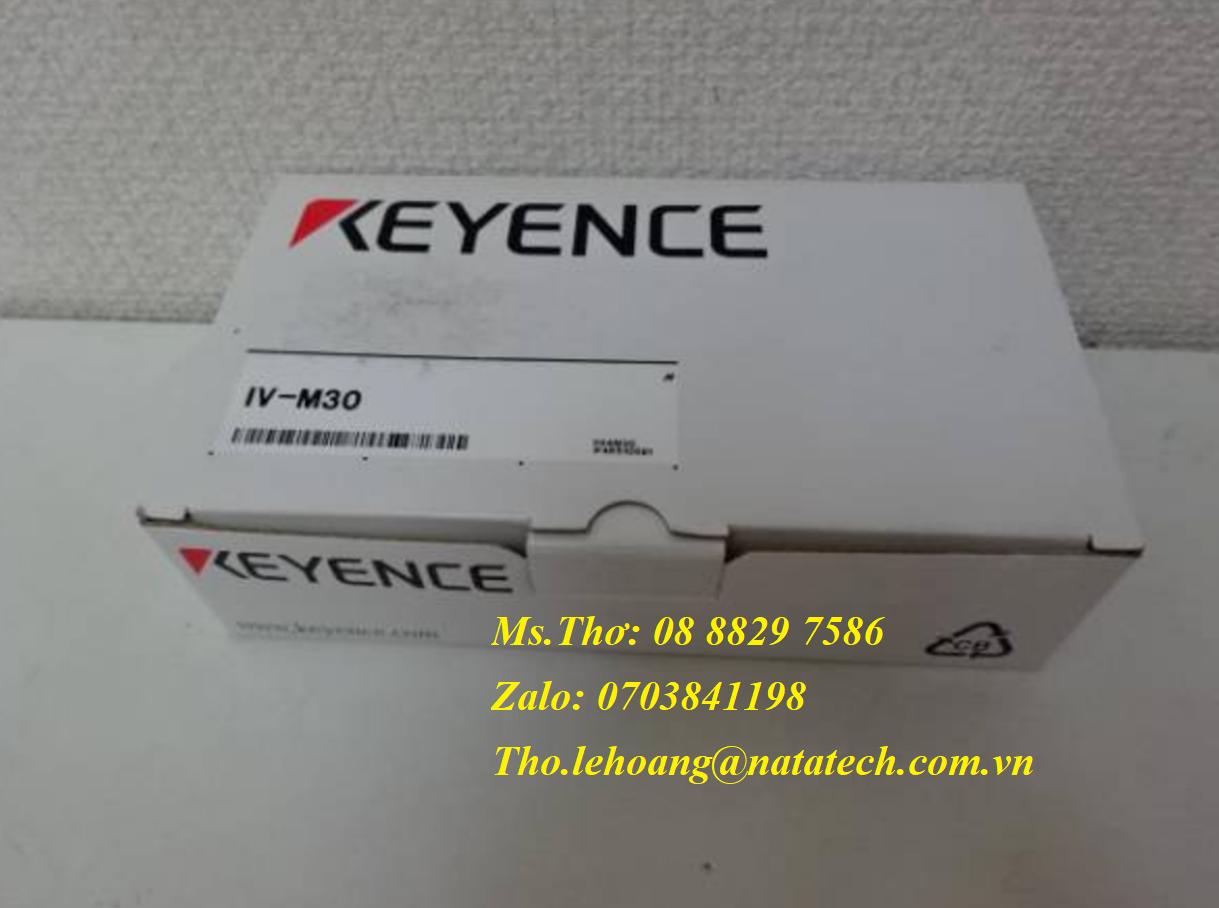 7 Màn hình Keyence IV-M30 - Công Ty TNHH Natatech