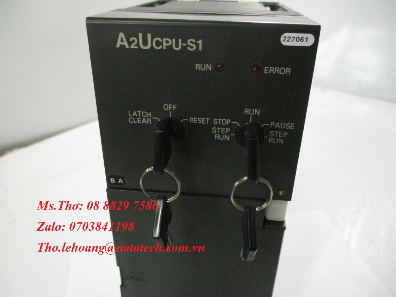 2 PLC Mitsubishi A2UCPU-S1 - Công ty TNHH Natatech