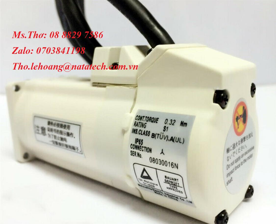 7 Servo motor Panasonic MSMA012A1C - Công Ty TNHH Natatech