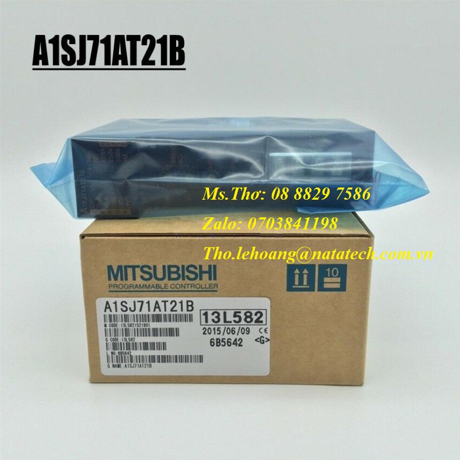 Module Mitsubishi A1SJ71AT21B - Công Ty TNHH Natatech