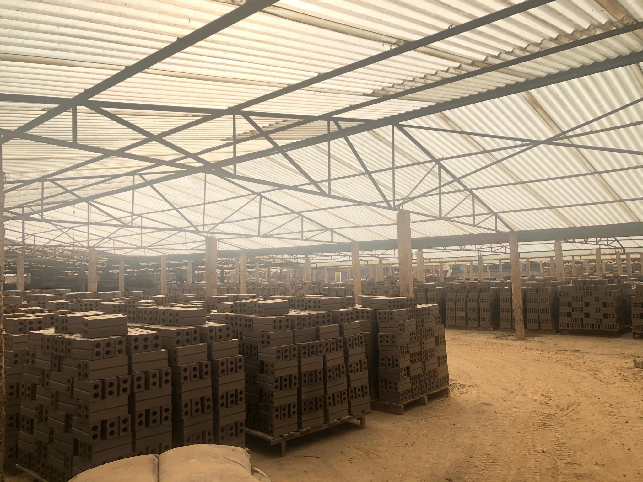 7 Bán nhà máy gạch tại xã Kinh Kệ,Lâm Thao,Phú Thọ 5,6 ha,dây chuyền,nhân công có sẵn