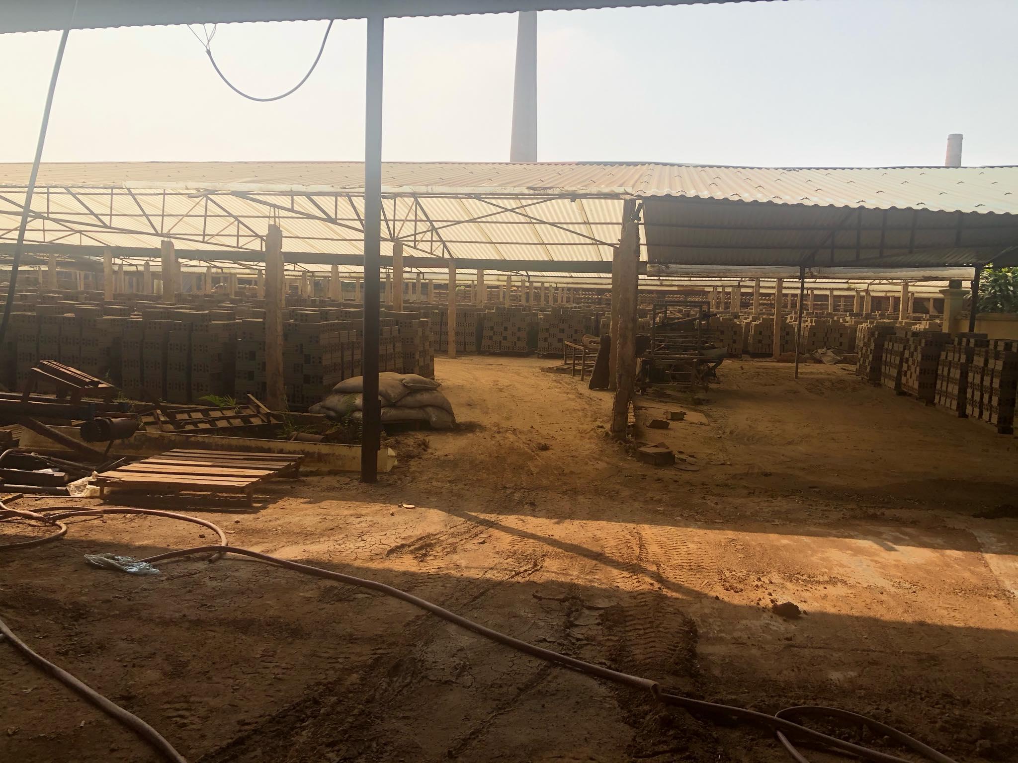 8 Bán nhà máy gạch tại xã Kinh Kệ,Lâm Thao,Phú Thọ 5,6 ha,dây chuyền,nhân công có sẵn