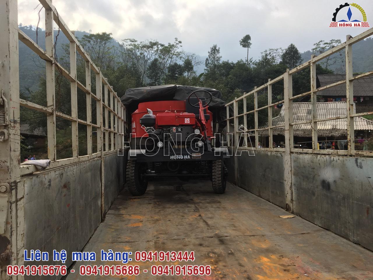 Giao nhanh Máy trộn tự hành 9 bao cho khách hàng tại Phú Thọ