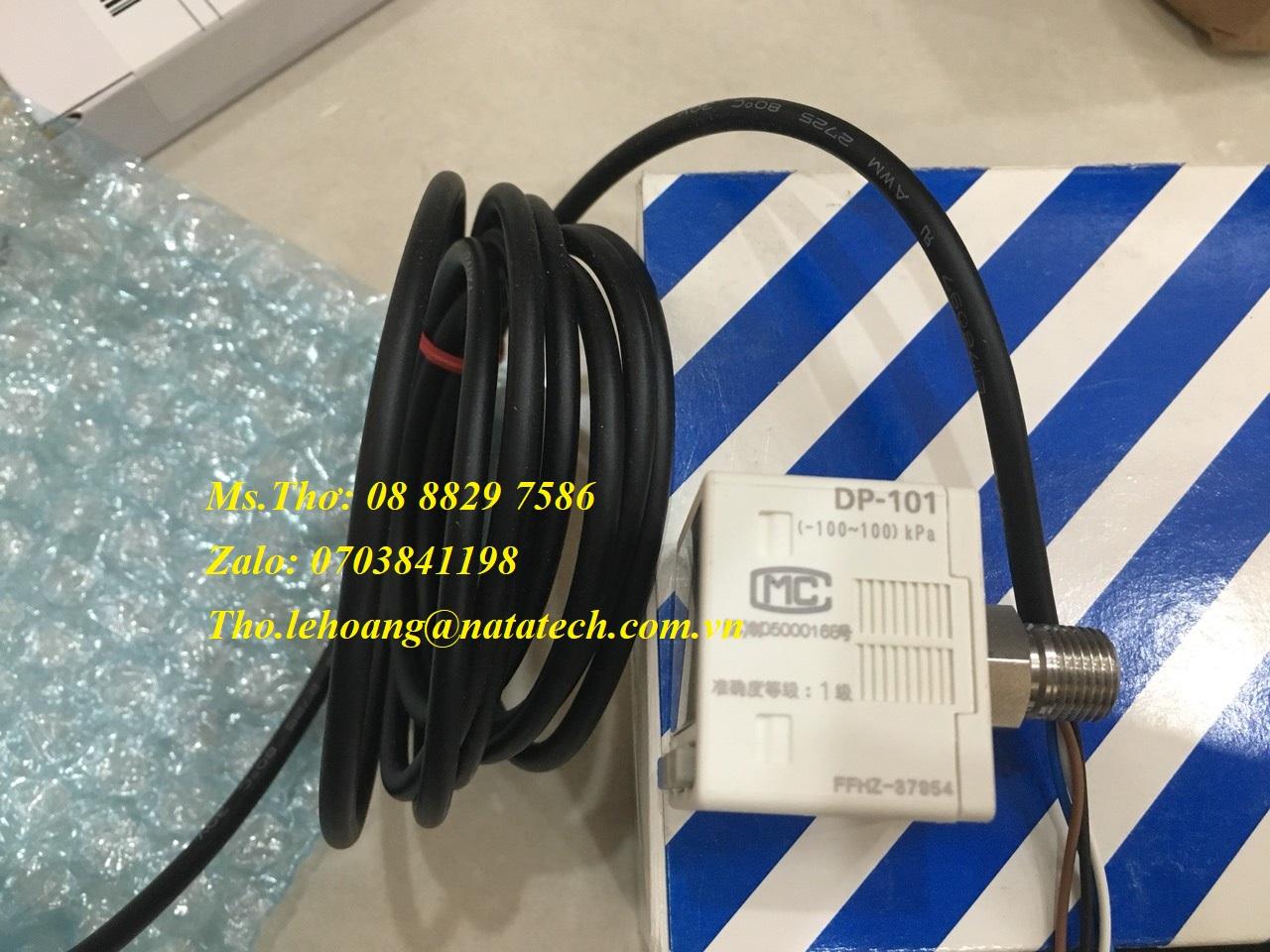 3 Cảm biến Panasonic DP-101 - Công Ty TNHH Natatech