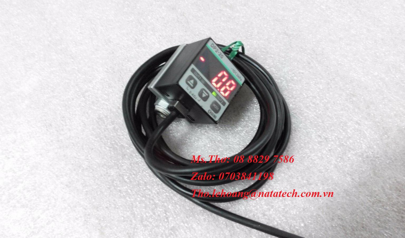 Cảm biến áp suất Panasonic DP2-20 - Công Ty TNHH Natatech